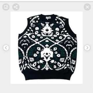 TTT_MSW 21SS Persia Knit Vest