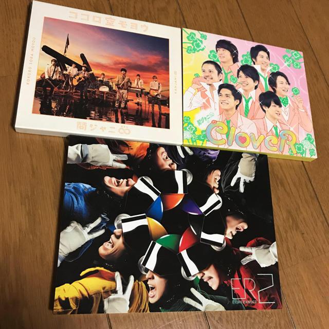 関ジャニ∞(カンジャニエイト)の関ジャニ∞CD エンタメ/ホビーのタレントグッズ(アイドルグッズ)の商品写真