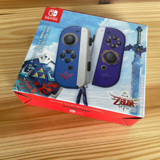 Nintendo Switch - ニンテンドースイッチ用ジョイコン Joy-Con ゼルダの伝説