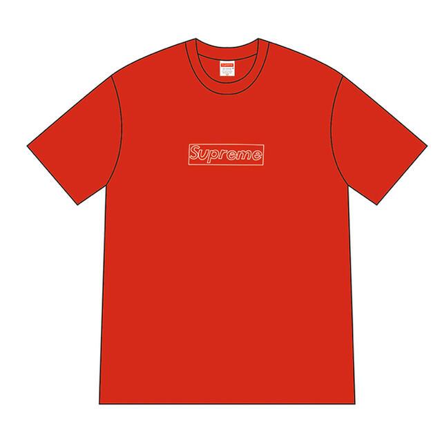 Supreme(シュプリーム)のSサイズ Supreme kaws  メンズのトップス(Tシャツ/カットソー(半袖/袖なし))の商品写真