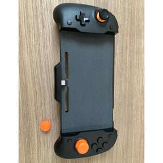 Switch グリップコントローラー ジャイロセンサー