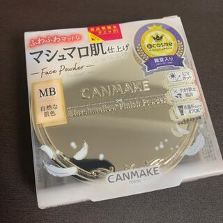 CANMAKE - マシュマロフィニッシュパウダーW MB