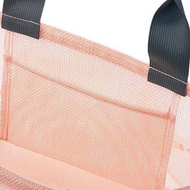 DEAN & DELUCA(ディーンアンドデルーカ)のDEAN & DELUCA 2021 メッシュトート ビックサイズ レディースのバッグ(トートバッグ)の商品写真