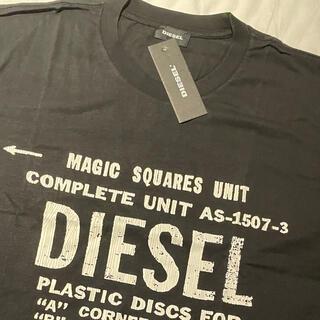 DIESEL - 早い者勝ち!まだ新作ディーゼル ペンキ加工Tシャツ XL未使用