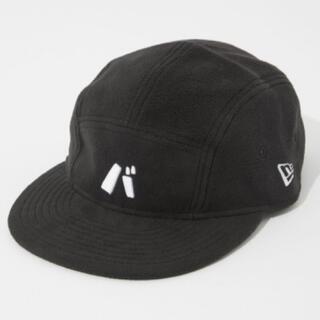 NEW ERA - バ FLEECE JET CAP(BLK)