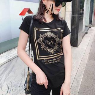 Rady - rady ホテルシリーズ ゴールドTシャツ M
