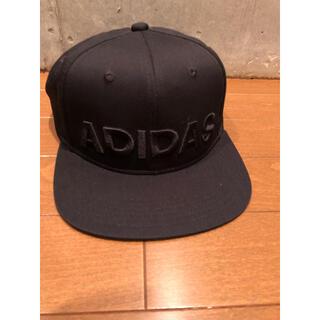 adidas - adidasキャップ 黒
