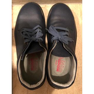ミドリアンゼン(ミドリ安全)のMIDORI安全靴24.0 紺(その他)