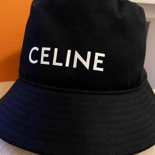 セリーヌ(celine)のCELINEセリーヌバケットハット本物(ハット)