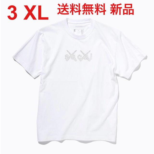 sacai(サカイ)の KAWS TOKYO FIRST 会場限定  sacai KAWS Tシャツ メンズのトップス(Tシャツ/カットソー(半袖/袖なし))の商品写真