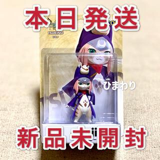 カプコン(CAPCOM)のモンスターハンター ストーリーズ 2 amiibo アミーボ ツキノ モンハン(ゲームキャラクター)