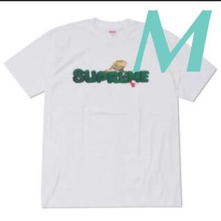 Supreme - Supreme Lizard tee 20ss White サイズM 新品未開封