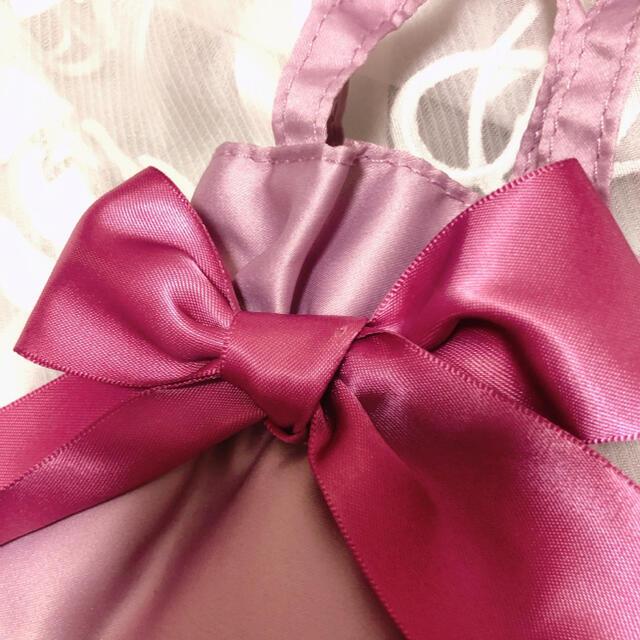 Maison de FLEUR(メゾンドフルール)のMaison de FLEUR ミニミニバッグ ピンク 新品未使用品 レディースのファッション小物(ポーチ)の商品写真