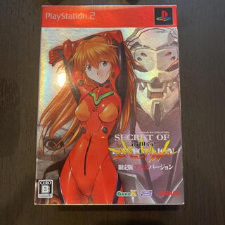 PlayStation2 - PS2「シークレット オブ エヴァンゲリオン」限定版アスカバージョン⭐️送料無料