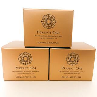 PERFECT ONE - 【新品】パーフェクトワン 薬用リンクルストレッチジェル50g  3個