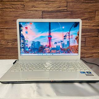 NEC - 【ハイスペック】人気ソフト多数/ノートパソコン/Core i5/大容量/高性能
