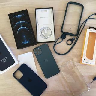 Apple - iPhone 12 Pro Max 256 GB パシフィックブルー
