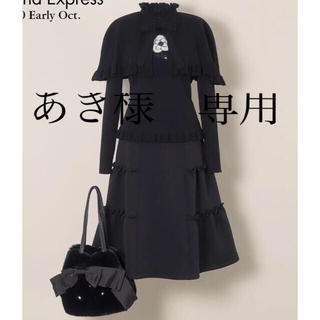 M'S GRACY - エムズグレイシー カタログ掲載 1番人気 スカート 黒 40  美品 42