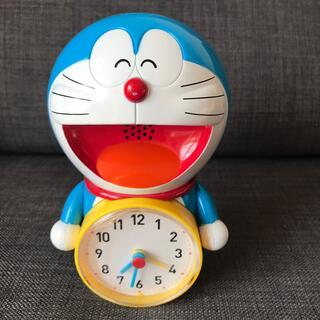 ショウガクカン(小学館)の小学一年生 ドラえもん 置き時計(キャラクターグッズ)