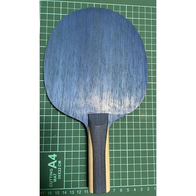 卓球 ラケット andro  スーパーセルⅡカーボン off st スポーツ/アウトドアのスポーツ/アウトドア その他(卓球)の商品写真