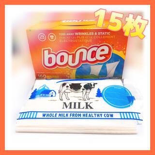 bounce 15枚(洗剤/柔軟剤)