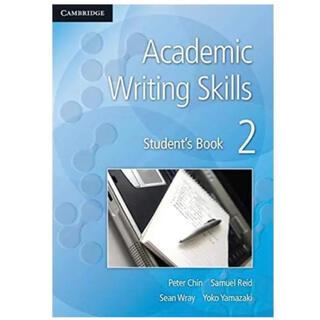 Academic Writing Skills 2