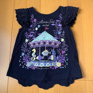 ANNA SUI mini - ANNA SUI mini  Tシャツ カットソー