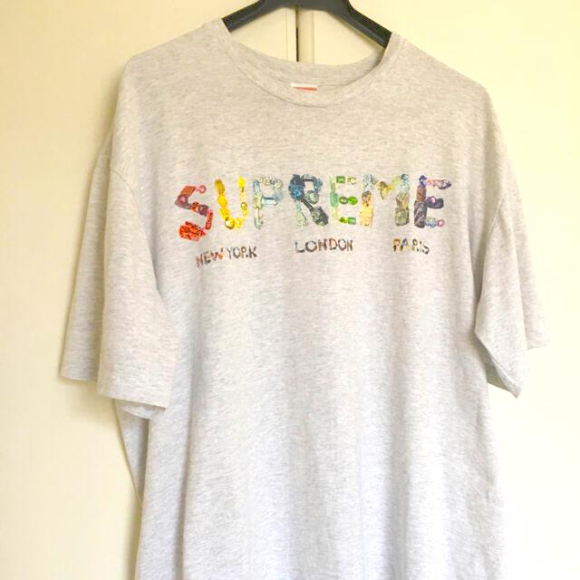 Supreme(シュプリーム)のシュプリーム Supreme 18ss Rocks Tee メンズのトップス(Tシャツ/カットソー(半袖/袖なし))の商品写真