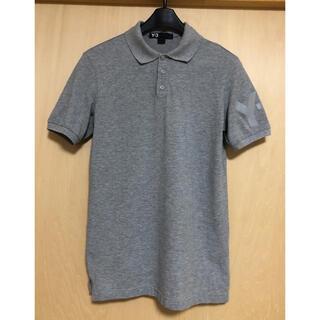 Y-3 - Y-3★ヨウジヤマモト ポロシャツ メンズ グレー