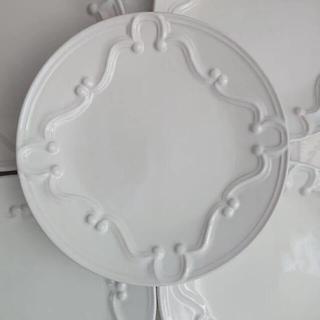 フランス*ANTHEOR フランス ディナープレート 27cm 皿