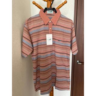 クロコダイル(Crocodile)の【新品・未使用】クロコダイル メンズ ポロシャツ Lサイズ(ポロシャツ)