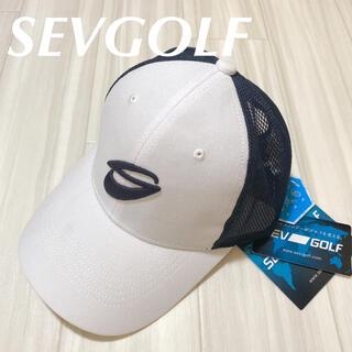 セブゴルフ SEVGOLF CCT6パネルメッシュ キャップ ゴルフ