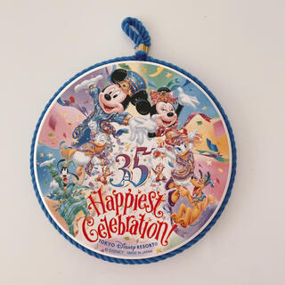Disney - 東京ディズニーリゾート 35周年 鍋敷き