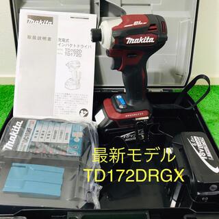 マキタ(Makita)の☆最新モデル☆  makita    TD172DRGX  インパクトドライバー(工具)