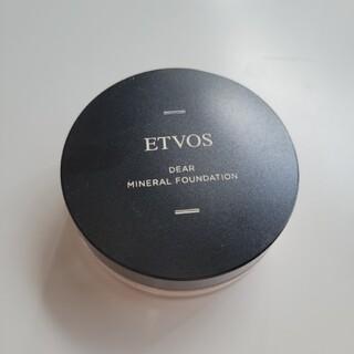 エトヴォス(ETVOS)のETVOS ディアミネラルファンデーション #20(ファンデーション)
