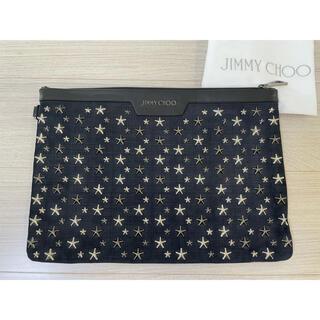 JIMMY CHOO - jimmychoo メンズクラッチバッグ 美品