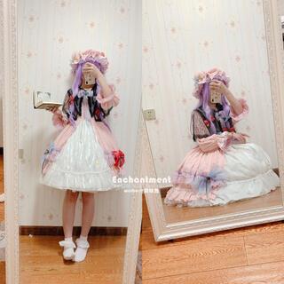 ウィッグ付き 最高品質 東方project 秋莉諾蕾姫完成衣装セット(衣装一式)