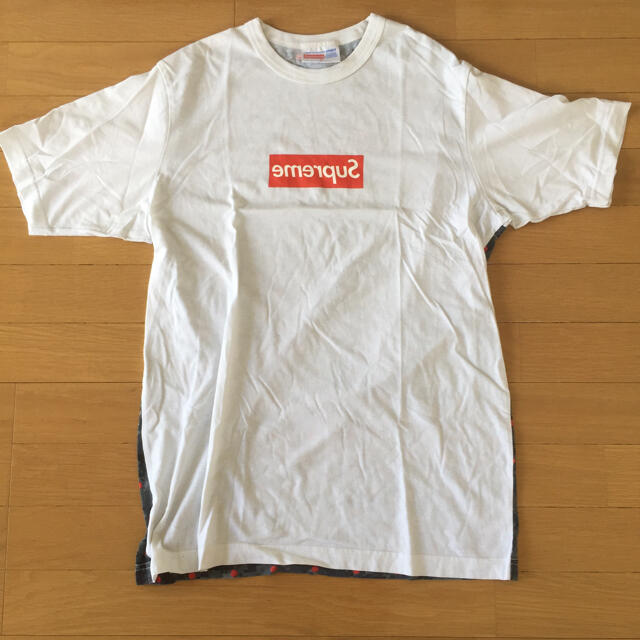 Supreme(シュプリーム)のsupreme 13ss comme des garcons  T-shirt  メンズのトップス(Tシャツ/カットソー(半袖/袖なし))の商品写真