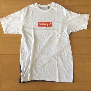 Supreme - supreme 13ss comme des garcons  T-shirt