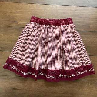 axes femme - アクシーズファム スカート 130cm