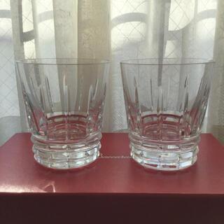 バカラ(Baccarat)のバカラ アルルカン ロックグラス 2客(グラス/カップ)