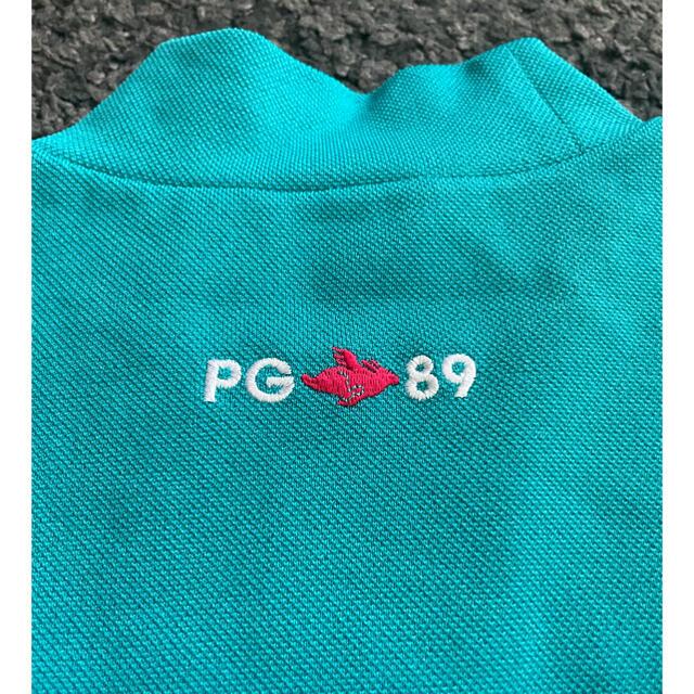 PEARLY GATES(パーリーゲイツ)のパーリーゲイツ ゴルフウェア ノースリーブ レディース サイズ1 スポーツ/アウトドアのゴルフ(ウエア)の商品写真