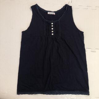 サマンサモスモス(SM2)のタンクトップ風Tシャツ(タンクトップ)