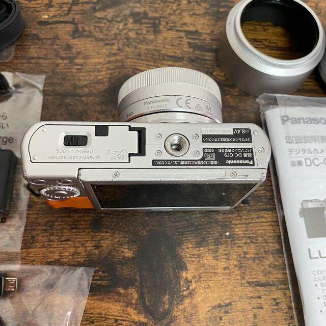 Panasonic(パナソニック)の新品未使用 展示品 Panasonic LUMIX G スマホ/家電/カメラのカメラ(ミラーレス一眼)の商品写真