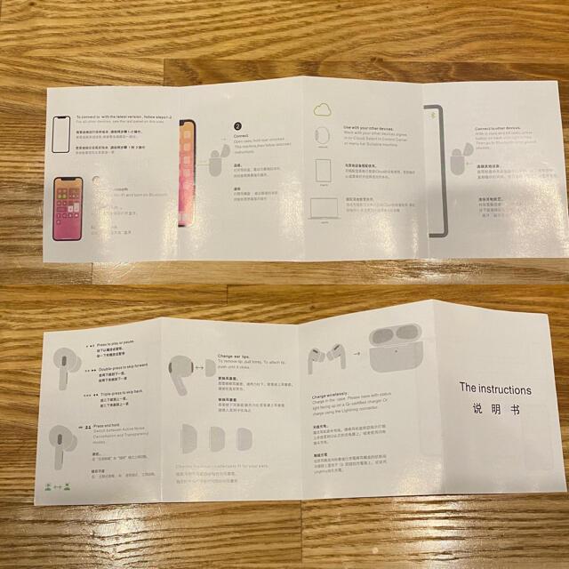 i900000 Bluetooth ワイヤレスイヤホン スマホ/家電/カメラのオーディオ機器(ヘッドフォン/イヤフォン)の商品写真