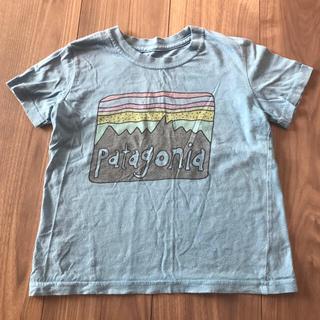 パタゴニア(patagonia)のパタゴニア patagonia キッズ用Tシャツ 4T 110くらい(Tシャツ/カットソー)