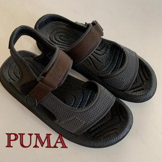 プーマ(PUMA)のPUMA プーマ ストラップ ソフト サンダル US 4(サンダル)