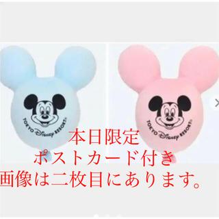 Disney - ディズニーランド ディズニーシー バルーン クッション グッズ