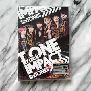 未開封 SixTONES TrackONE -IMPACT- DVD 通常盤