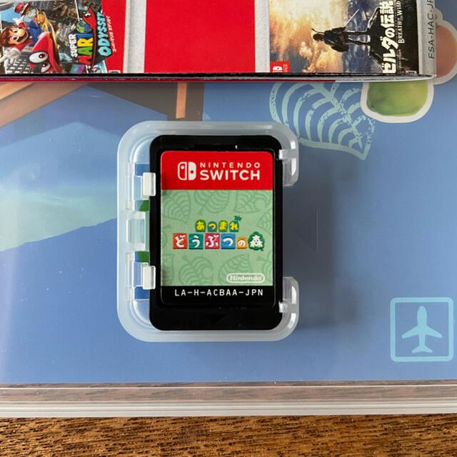 Nintendo Switch(ニンテンドースイッチ)のあつまれ どうぶつの森 任天堂スイッチソフト switch あつ森 エンタメ/ホビーのゲームソフト/ゲーム機本体(家庭用ゲームソフト)の商品写真